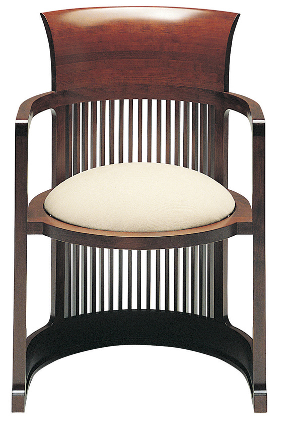 Frank Lloyd Wright The Barrel Chair